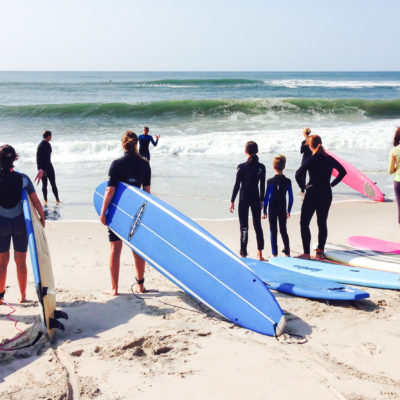 Flying point surf school 14.2 2014