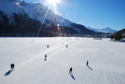 St Moritz on the Lake